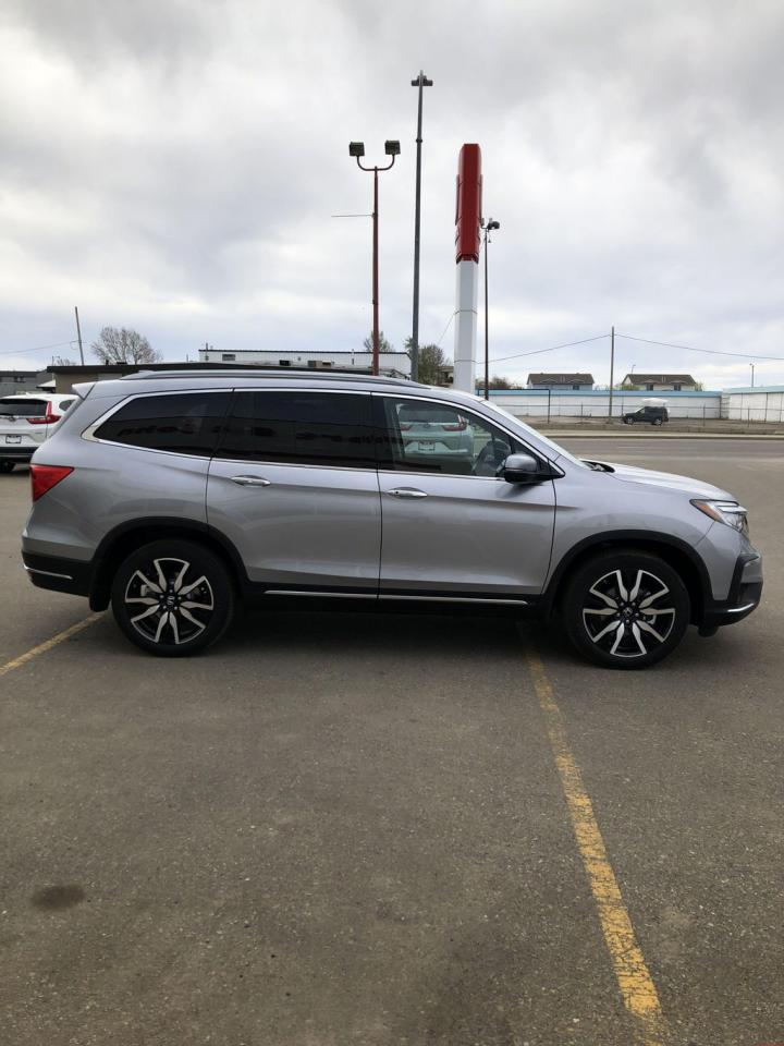 2019 Honda Pilot