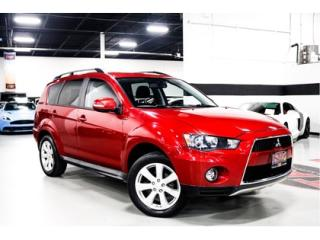 Used 2012 Mitsubishi Outlander LS   AWD   SUNROOF   LOCAL CAR for sale in Vaughan, ON