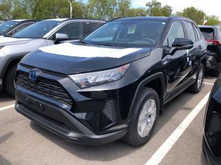 New 2019 Toyota RAV4 Hybrid LE for sale in Pickering, ON