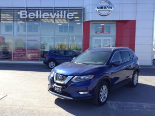Used 2019 Nissan Rogue SV AWD for sale in Belleville, ON