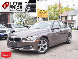 Used 2015 BMW 320i LuxuryLine*AWD*Navi*HtdSeats*Bluetooth* for sale in Toronto, ON