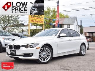 Used 2015 BMW 320i AWD*Luxury*BrownSeats*Navi*Camera for sale in Toronto, ON