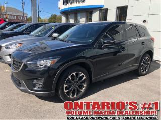 Used 2016 Mazda CX-5 GT|AWD| Navigation|Leather| 64559km for sale in Toronto, ON