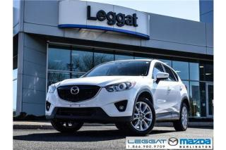 Used 2015 Mazda CX-5 GT- LEATHER, MOONROOF, BOSE, BLUETOOTH for sale in Burlington, ON
