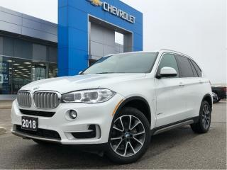 Used 2018 BMW X5 Sport Activity for sale in Barrie, ON