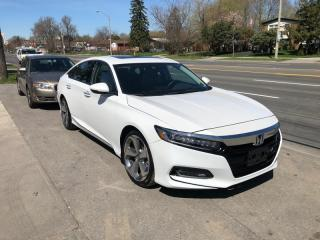 Used 2018 Honda Accord Sedan Touring CVT for sale in Toronto, ON