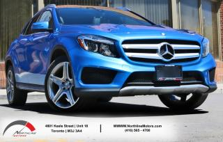Used 2016 Mercedes-Benz GLA 4MATIC|AMG|GLA250|Navigation|Pano Roof| Backup Camera for sale in Toronto, ON