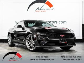 Used 2018 Ford Mustang EcoBoost Premium|Navigation|Camera|Parking Sensor|Leather for sale in Vaughan, ON