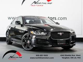 Used 2017 Jaguar XE 20d|R-Sport|AWD|Navigation|Blind Spot|HUD|Red Interior for sale in Vaughan, ON