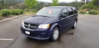 Used 2014 Dodge Grand Caravan 4DR WGN for sale in West Kelowna, BC
