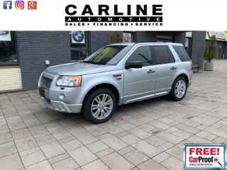 Used 2009 Land Rover LR2 AWD 4dr HSE for sale in Nobleton, ON