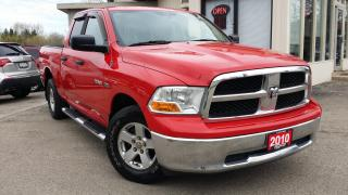 Used 2010 Dodge Ram 1500 Quad Cab 4WD for sale in Kitchener, ON