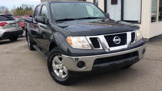 Used 2011 Nissan Frontier SV CREW for sale in Kitchener, ON