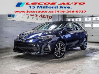 Used 2017 Toyota Corolla SE for sale in North York, ON