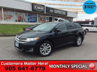 Used 2015 Toyota Venza Base  4DR WAGON AWD 4 CYL for sale in St. Catharines, ON