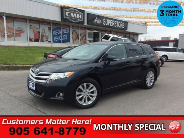 2015 Toyota Venza Base  4DR WAGON AWD 4 CYL