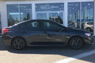 New 2019 Subaru WRX 4DR 2.0 BASE for sale in Vernon, BC