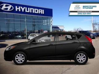 Used 2012 Hyundai Accent - $75.28 B/W for sale in Brantford, ON