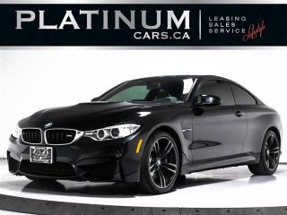Used 2016 BMW M4 NAVI, Heads UP DISP, RED LTHR, CAM for sale in Toronto, ON