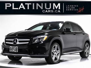 Used 2016 Mercedes-Benz GLA GLA250 4MATIC, SPORT, NAVI, PANO, CAM, HEATED LTHR for sale in Toronto, ON