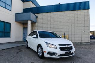 Used 2015 Chevrolet Cruze LT for sale in Edmonton, AB