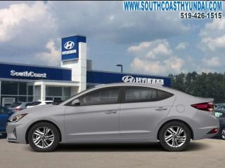 New 2019 Hyundai Elantra Preferred  AT  - $125.94 B/W for sale in Simcoe, ON