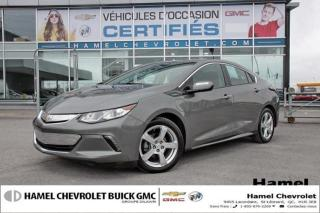 Used 2017 Chevrolet Volt LT for sale in St-Léonard, QC