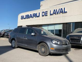 Used 2011 Volkswagen Golf Wagon Trendline ** Sièges chauffants ** for sale in Laval, QC