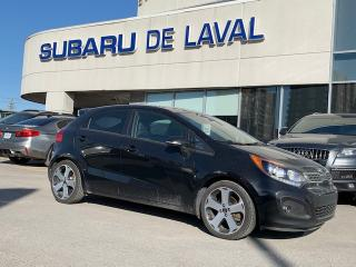 Used 2013 Kia Rio SX avec UVO ** Cuir Toit ** for sale in Laval, QC