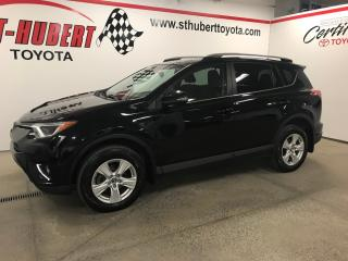 Used 2017 Toyota RAV4 Xle Awd, T.ouvrant for sale in St-Hubert, QC