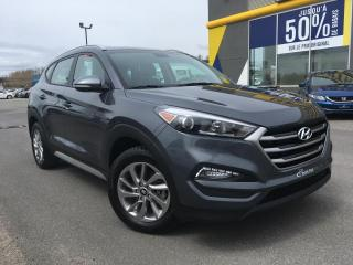 Used 2018 Hyundai Tucson for sale in Lévis, QC