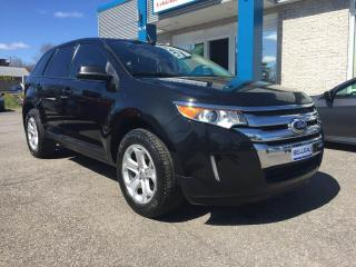 Used 2014 Ford Edge SEL*GPS-Toit PANO! for sale in Québec, QC