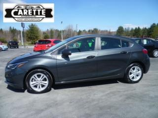 Used 2018 Chevrolet Cruze Hatch Hayon for sale in East broughton, QC