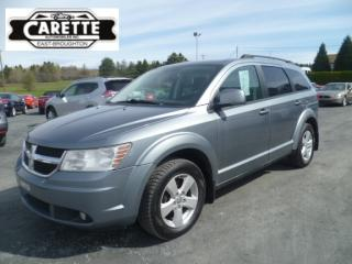 Used 2010 Dodge Journey SXT for sale in East broughton, QC
