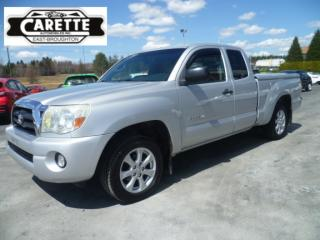 Used 2005 Toyota Tacoma SR5 for sale in East broughton, QC
