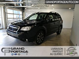 Used 2017 Subaru Forester 2.0XT Touring CVT Toit *RARE* for sale in Rivière-Du-Loup, QC