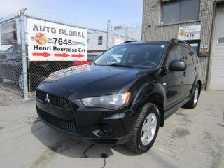 Used 2012 Mitsubishi Outlander AWD 4PORTES ES MAGS for sale in Sherbrooke, QC