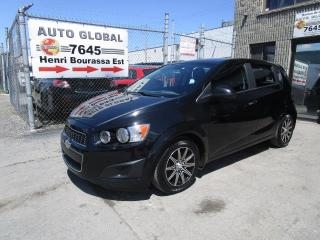 Used 2012 Chevrolet Sonic LT MAGS, BAS MILLAGE for sale in Sherbrooke, QC