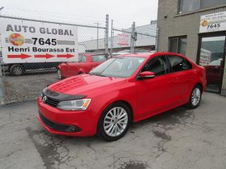 Used 2012 Volkswagen Jetta HIGHLINE TRES BAS MILLAGE 2.5L Cuir, Mag for sale in Montréal, QC