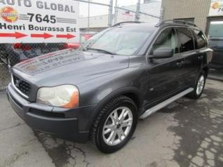 Used 2006 Volvo XC90 7 PASSAGERS AWD for sale in Sherbrooke, QC
