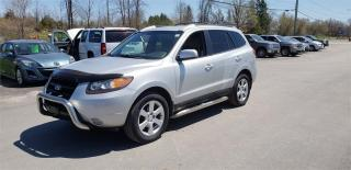 Used 2007 Hyundai Santa Fe AWD 7Pass safetied 150k GL Premium 7Pass for sale in Madoc, ON