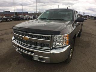 Used 2013 Chevrolet Silverado 1500 LS Cheyenne Edition for sale in Thunder Bay, ON