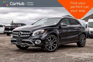 Used 2018 Mercedes-Benz GLA GLA 250|4Matic|Backup Cam|Bluetooth|Leather|Heated Front Seats|18