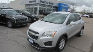 Used 2015 Chevrolet Trax LT for sale in Arnprior, ON