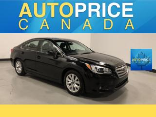 Used 2017 Subaru Legacy 2.5i MOONROOF|REAR CAM|ALLOYS for sale in Mississauga, ON