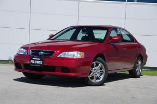 Used 1999 Acura TL 3.2 Sedan 4 SPD *full history* for sale in Vancouver, BC