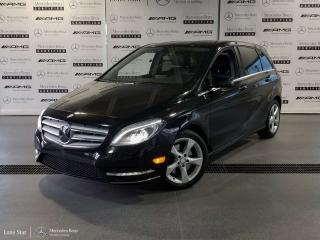Used 2013 Mercedes-Benz B250 Sports Tourer for sale in Calgary, AB