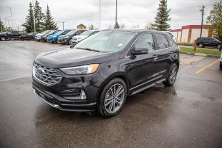 New 2019 Ford Edge Titanium for sale in Okotoks, AB