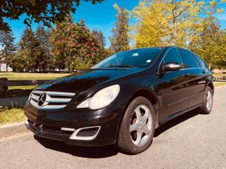Used 2006 Mercedes-Benz R-Class 4MATIC 4dr 3.5L for sale in Surrey, BC