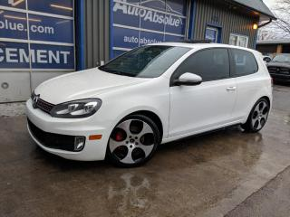 Used 2010 Volkswagen Golf GTI Gti + Mag +toit for sale in Boisbriand, QC